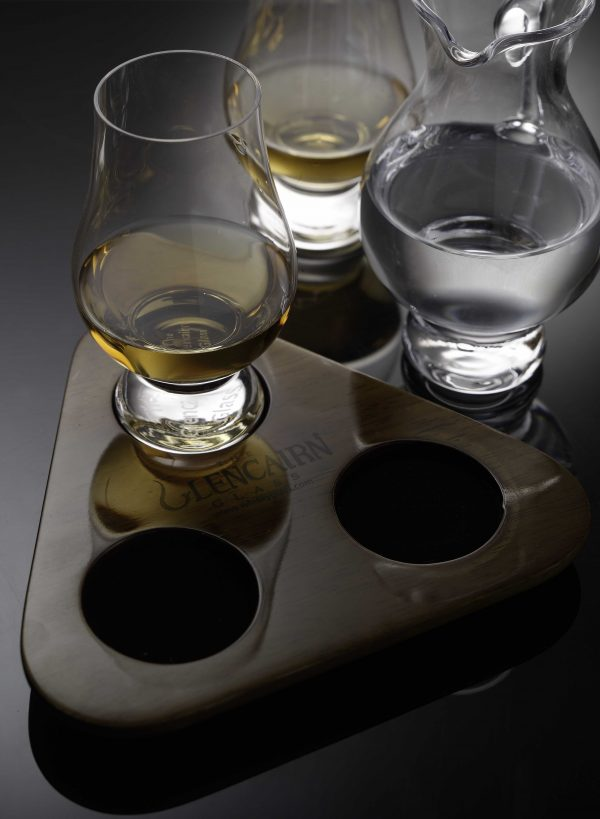 Flight Tray Set with Jug