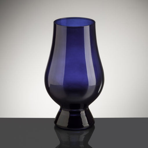A Blue version of The Glencairn Glass