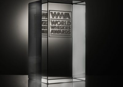 World Whisky Awards Trophy