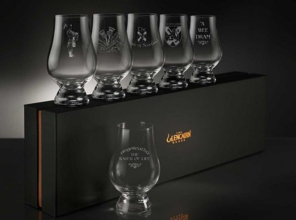 Glencairn Glass Scottish Set