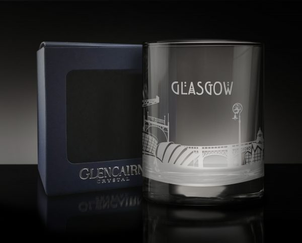 Glasgow Skyline Glass