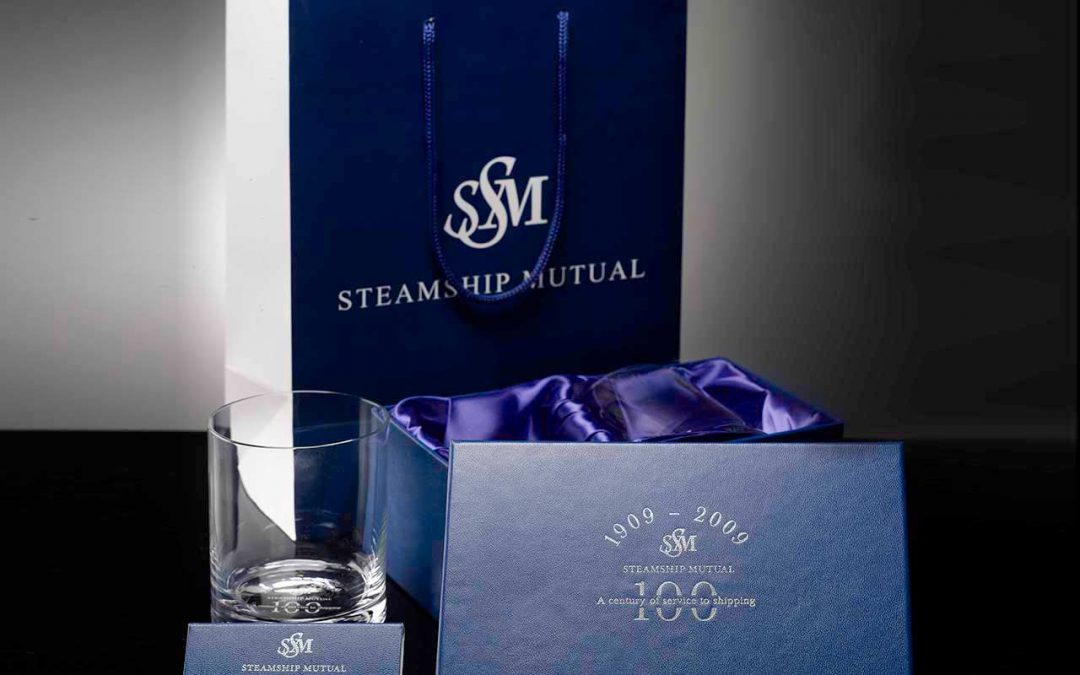Steamship Mutual Gift Set