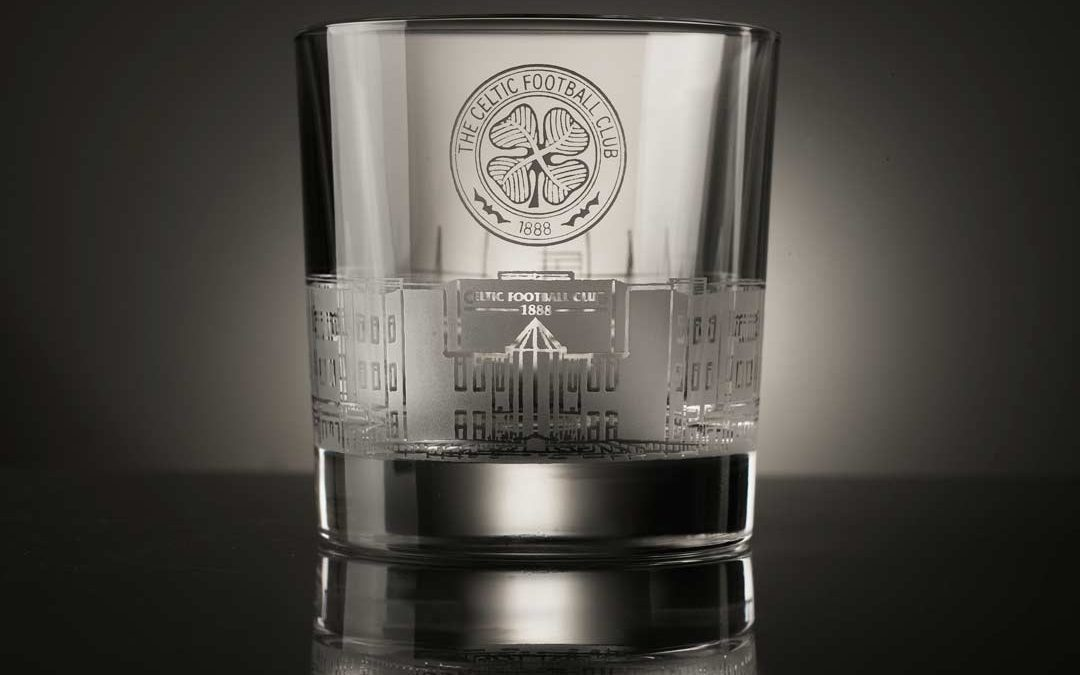 Celtic Football Club—Iona Rocks Tumbler