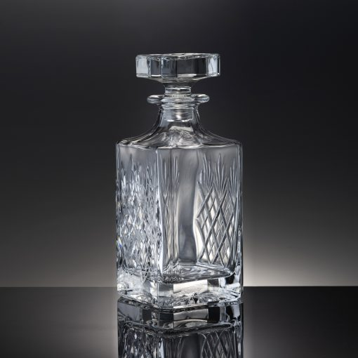 Skye Square Decanter