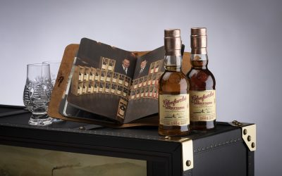 A £100,000 whisky collection in the one trunk
