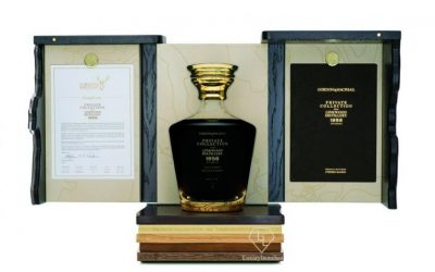 Gordon & MacPhail unveils of Private Collection from Linkwood Distillery 1956