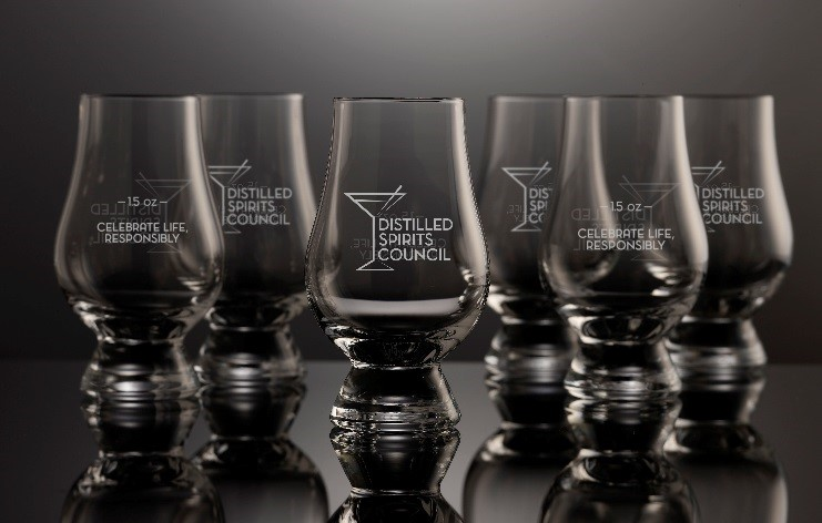Glencairn named official whisky glass of Distilled Spirits Council