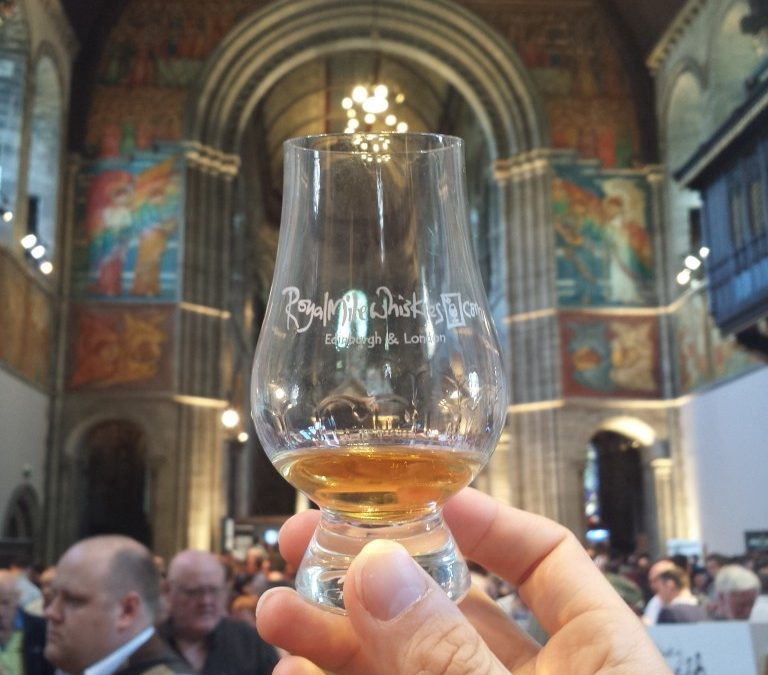 Whisky Fringe, Edinburgh