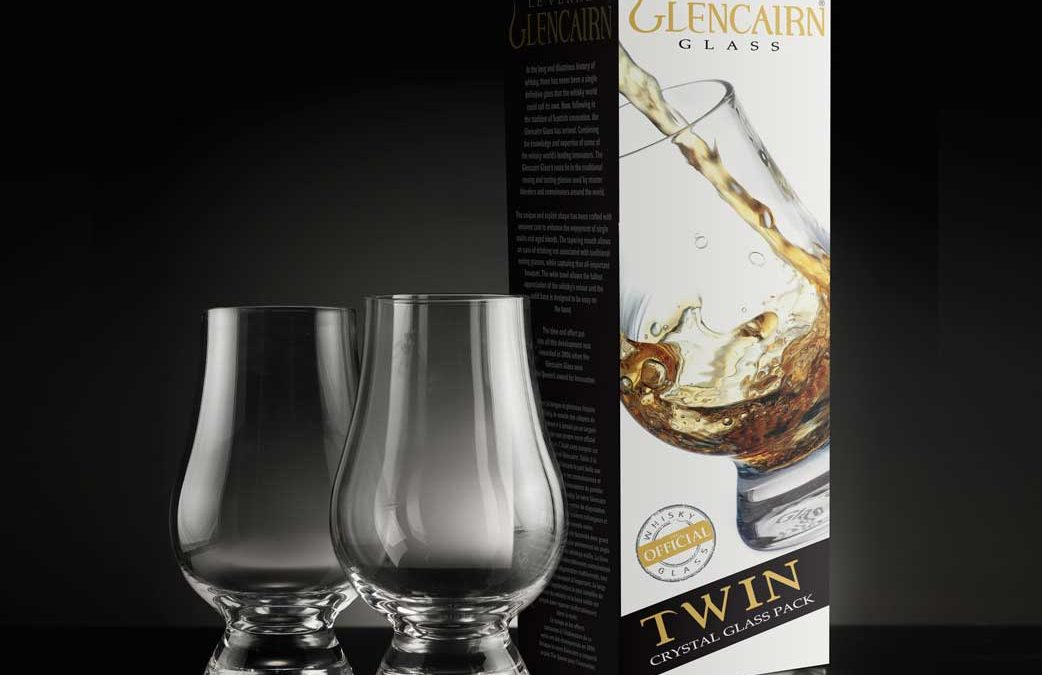 Twin Glencairn Presentation Set