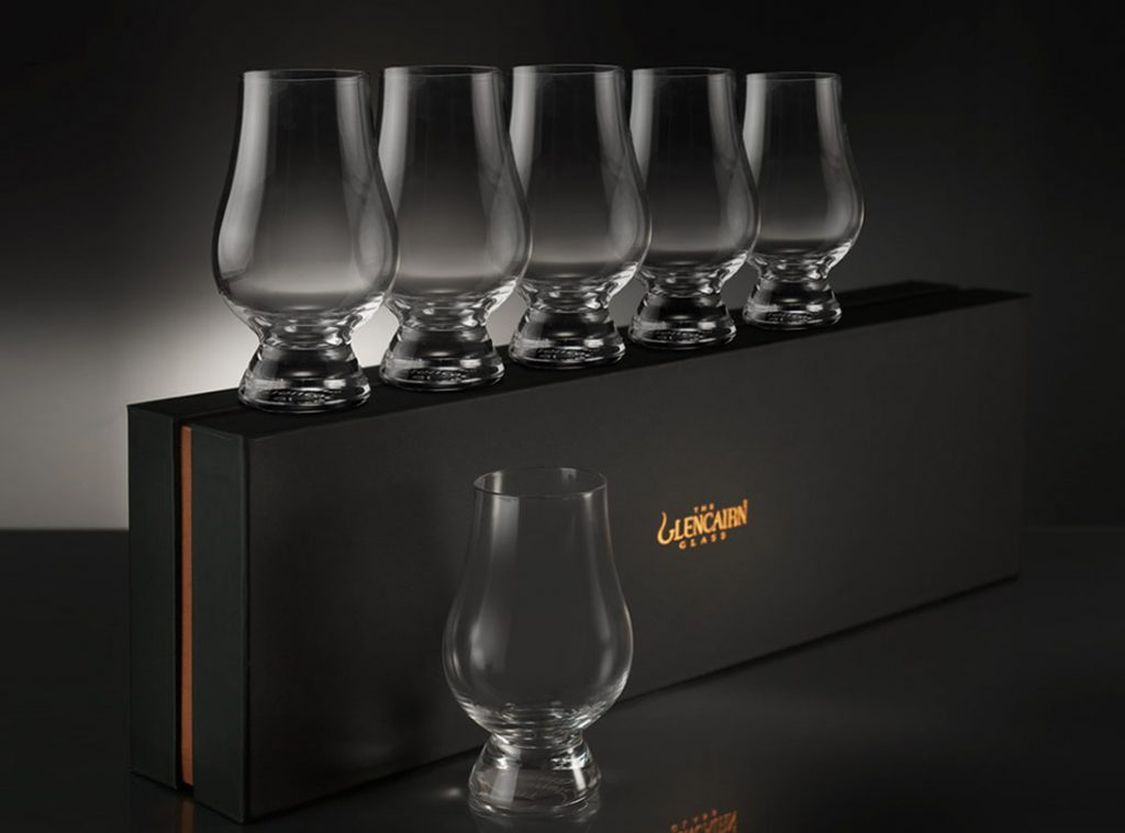 Glencairn Glass Set of 6 with Presentation Box