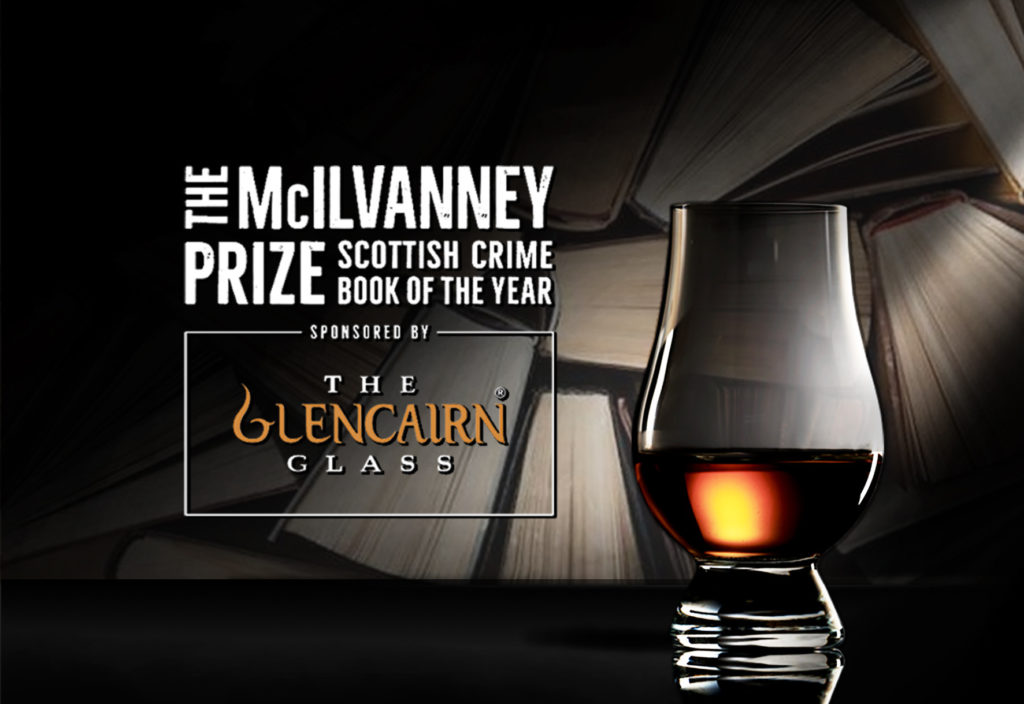 Glencairn Glass and The McIlvanney Prize logo