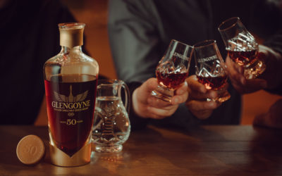 Glencairn Crystal partners with Glengoyne to create bespoke decanter for  'oldest ever' 50 Year Old whisky
