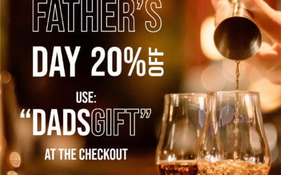 Glencairn Crystal Father's Day Gift Guide
